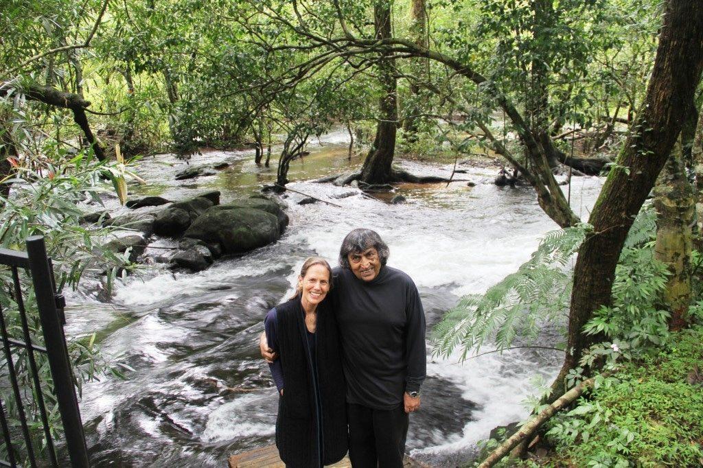 Anil a Pamela Malhotrovi se do toho pořádně opřeli a výsledkem je čistá krása. Foto milestothewild