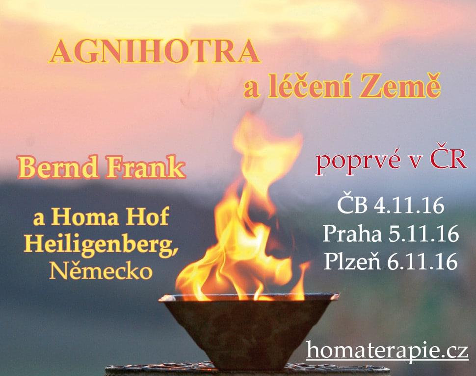 Agnihotra - přednášky