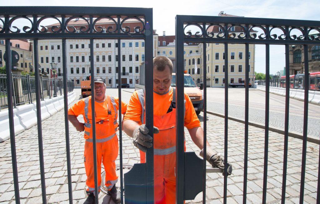 Letošní setkání Bilderbergu se uskutečnilo v Drážďanech. S Bilderbergy si ale užijeme dost legrace i v Praze. Foto Profimedia