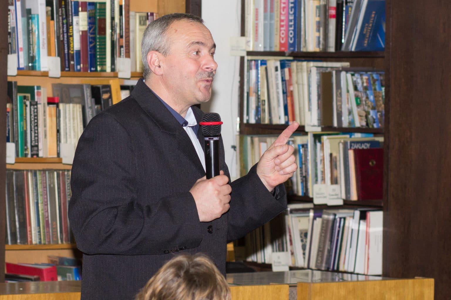 Štefan Zakuťanský. Foto YouTube