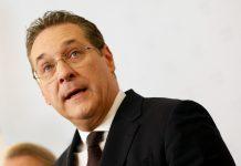 Rakouský vicekancléř Strache padl a s ním i celá vláda... Foto Profimedia